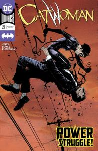 Catwoman 021 2020 2 covers Digital Oracle