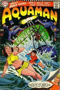 Aquaman v1 33