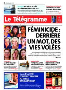 Le Télégramme Quimper – 25 novembre 2019