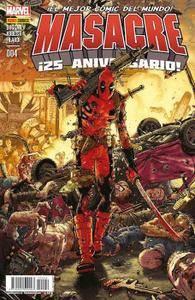 Masacre v3 núm. 4 ¡25 aniversario!