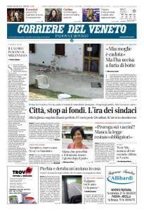 Corriere del Veneto Padova e Rovigo - 9 Agosto 2018