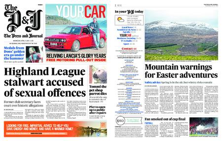The Press and Journal Moray – April 17, 2019