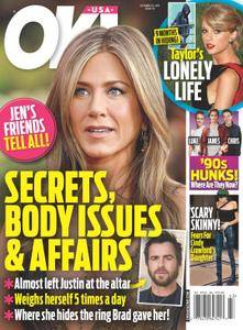 OK! Magazine USA - October 23, 2017
