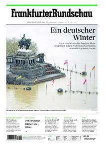 Frankfurter Rundschau Main-Taunus - 08. Januar 2018