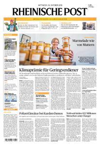 Rheinische Post – 16. Oktober 2019