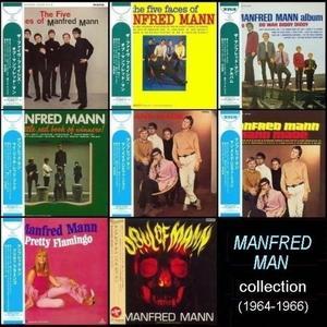 Manfred Mann - 8 Albums Collection 1964-66 (2014) [Parlophone Records / Warner Music Japan]