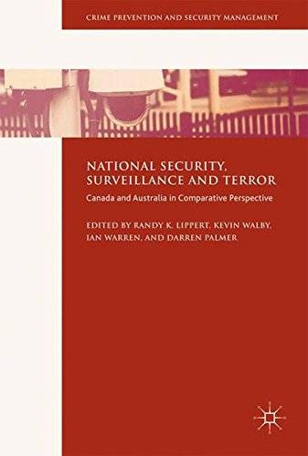 National Security, Surveillance and Terror: Canada and Australia in Comparative Perspective (repost)