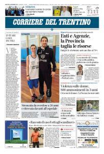 Corriere del Trentino – 26 novembre 2019