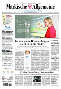 Neue Oranienburger Zeitung - 27. Juni 2019