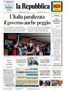 la Repubblica - 23 Luglio 2019