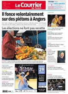 Le Courrier de l'Ouest Cholet – 27 janvier 2020
