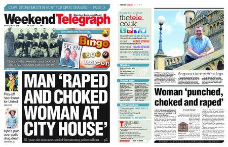 Evening Telegraph First Edition – May 12, 2018