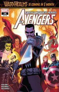 Avengers 016 2019 Oroboros