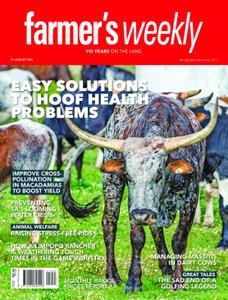 Farmer's Weekly - 27 August 2021