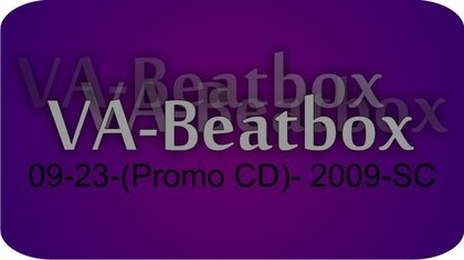 VA - Beatbox 09-23 (Promo CD) (2009)