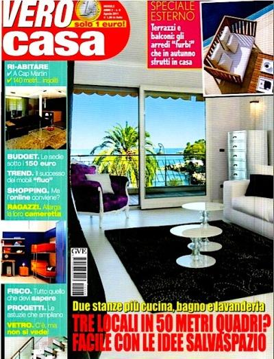 Vero CASA - Agosto 2011