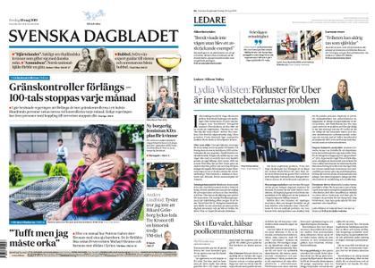 Svenska Dagbladet – 10 maj 2019