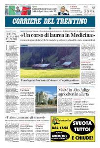 Corriere del Trentino – 18 agosto 2019