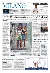 Corriere della Sera Milano – 27 giugno 2019