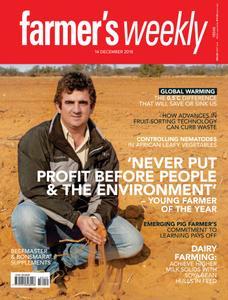 Farmer's Weekly - 14 December 2018