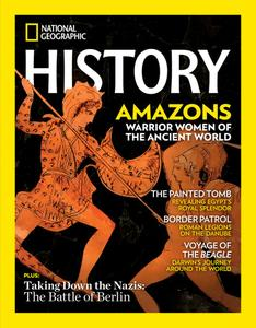 National Geographic History - May 2020