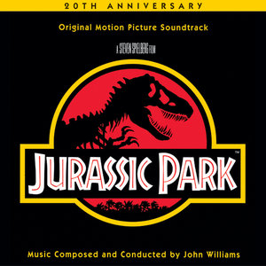 John Williams - Jurassic Park (1993) [20th Anniversary Deluxe Edition 2013] (Official Digital Download 24bit/96kHz)