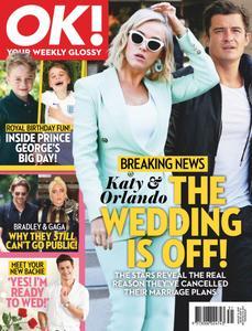 OK! Magazine Australia - August 05, 2019