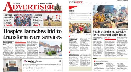 The Herts Advertiser – July 25, 2019