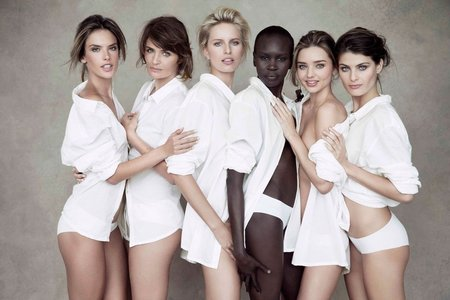 Pirelli Calendar 2014 Preview by Patrick Demarchelier and Peter Lindbergh
