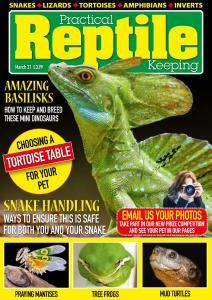 Practical Reptile Keeping - March 2021