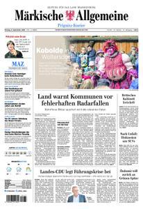 Märkische Allgemeine Prignitz Kurier - 09. September 2019
