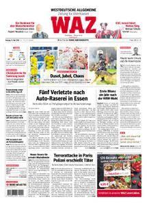 WAZ Westdeutsche Allgemeine Zeitung Oberhausen-Sterkrade - 14. Mai 2018