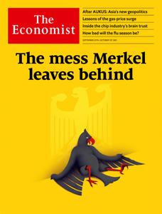 The Economist Middle East and Africa Edition – 25 September 2021