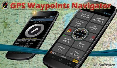 GPS Waypoints Navigator v8.95