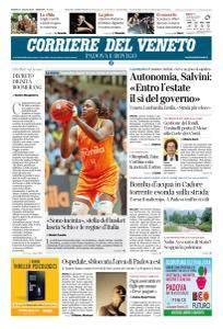 Corriere del Veneto Padova e Rovigo - 21 Luglio 2018