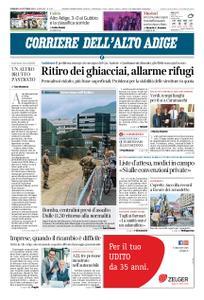 Corriere dell'Alto Adige – 20 ottobre 2019