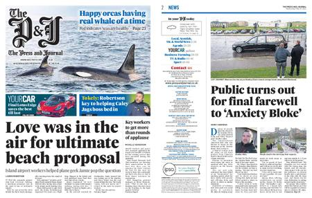 The Press and Journal Moray – May 19, 2021