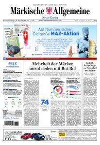 Märkische Allgemeine Dosse Kurier - 11. November 2017