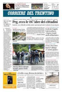 Corriere del Trentino - 22 Luglio 2018
