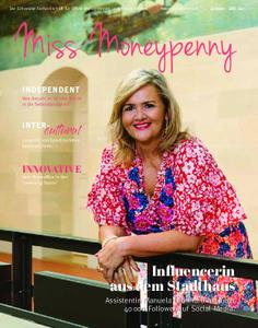 Miss Moneypenny – August 2020