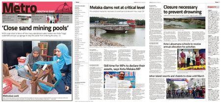 The Star Malaysia - Metro South & East – 08 October 2018