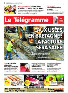 Le Télégramme Brest Abers Iroise – 26 août 2021