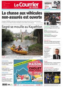 Le Courrier de l'Ouest Nord Anjou – 21 octobre 2019
