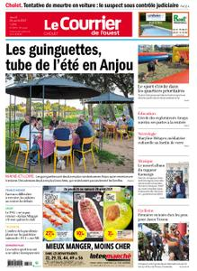Le Courrier de l'Ouest Cholet – 26 août 2021