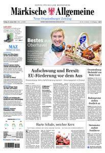 Neue Oranienburger Zeitung - 12. Januar 2018