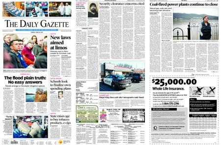 The Daily Gazette – April 02, 2019