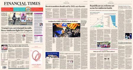 Financial Times Europe – 21 December 2017