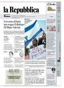 la Repubblica - 3 Aprile 2018