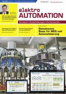 Elektro Automation - Nr.7-8 2017
