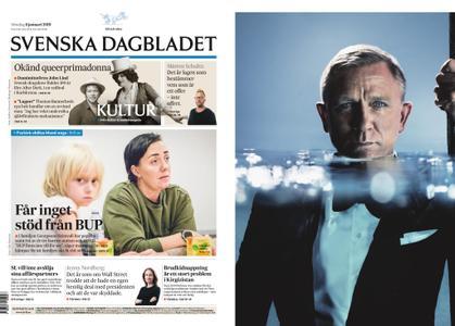 Svenska Dagbladet – 06 januari 2019